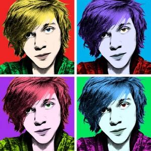 Pop Art Foto Warhol Geschenkideen Blog