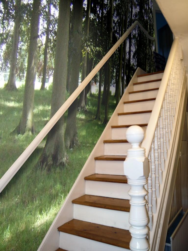 Tapeten Für Treppenaufgang trompe l'oeil tapeten- der geheimtipp für trendsetter