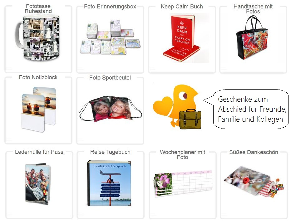 sch ne geschenke zum abschied pictures to pin on pinterest. Black Bedroom Furniture Sets. Home Design Ideas