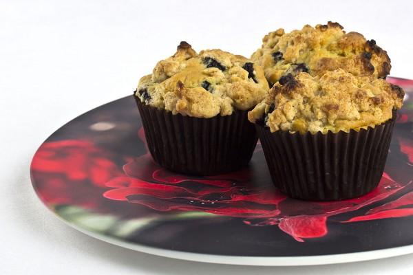 Blaubeer muffins heute wird vegan gebacken bei - Originelle fotogeschenke ...