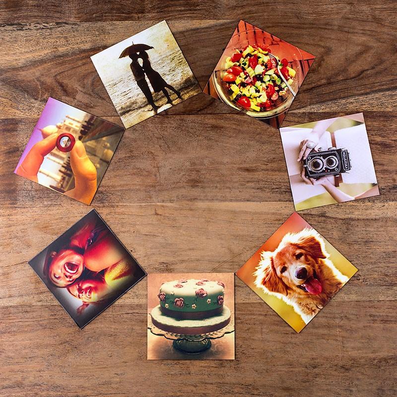 magnete mit valentinsfotos