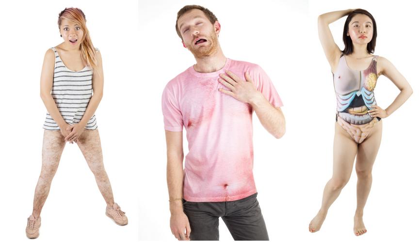 Schock Designs auf Kleidung selbst gestalten
