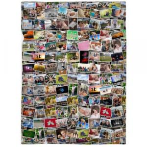 Fotocollage selbst gestalten mit über 100 Fotos