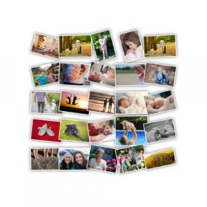 Fotocollage selbst gestalten ohne Hintergrund
