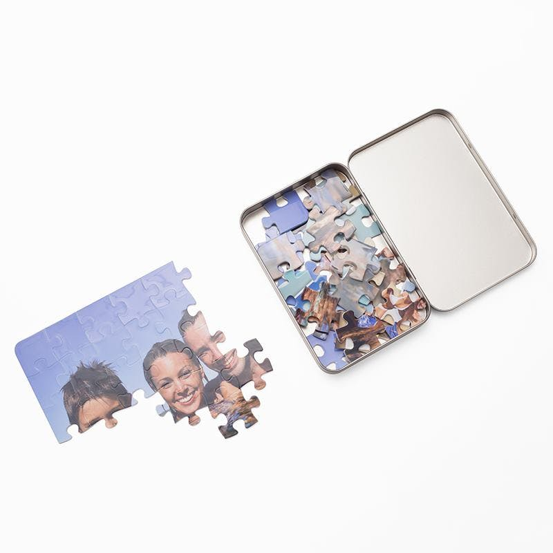 Fotopuzzle Schulanfang
