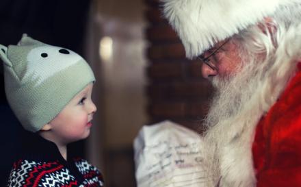 Christkind oder Weihnachtsmann - Blog