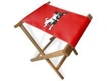 Hocker Hund Pop Art