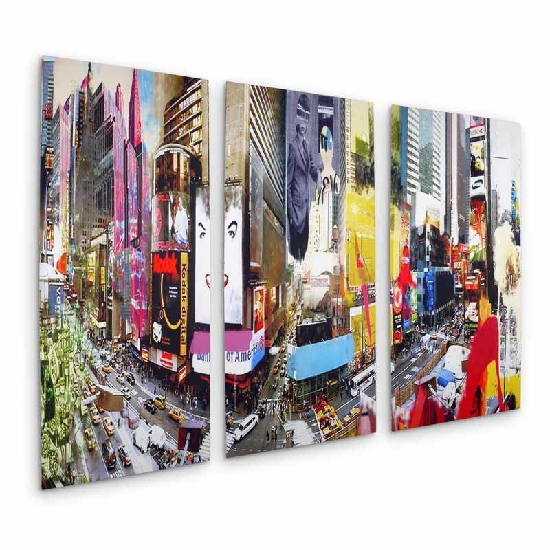 Dreiteilige leinwand mit fotos fotoleinwand dreiteilig - Fotoleinwand collage gestalten ...