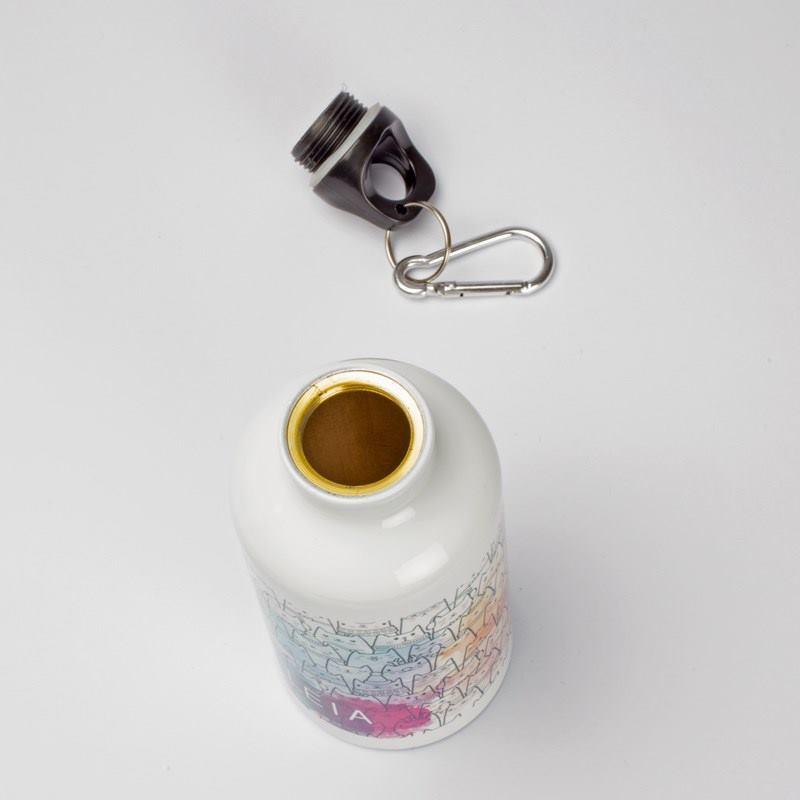 personalisierte trinkflasche wasserflasche bedrucken. Black Bedroom Furniture Sets. Home Design Ideas