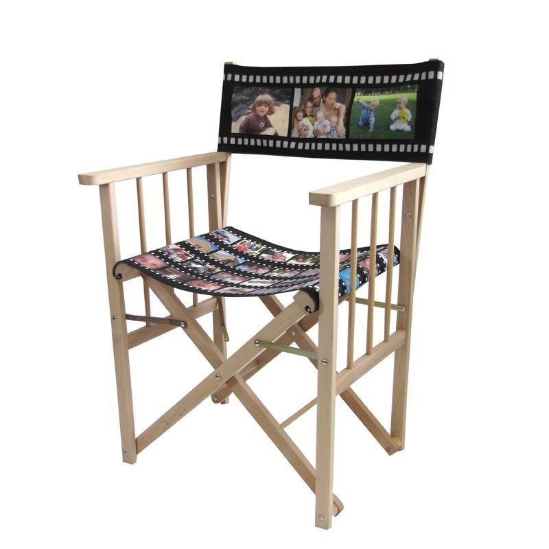 personalisierten regiestuhl bedrucken mit namen und fotos. Black Bedroom Furniture Sets. Home Design Ideas