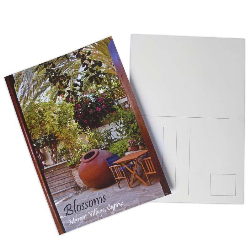 Personalisierte Postkarten