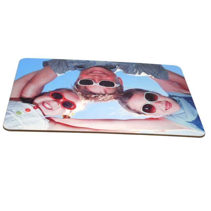 Foto tischset selbst gestalten tischset mit foto bedrucken originelle fotogeschenke Set de table a personnaliser