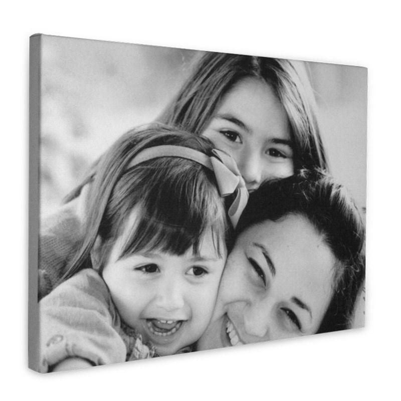 foto leinwand schwarz wei mit deinen lieblingsfotos. Black Bedroom Furniture Sets. Home Design Ideas